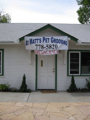 At Matt's Pet Grooming